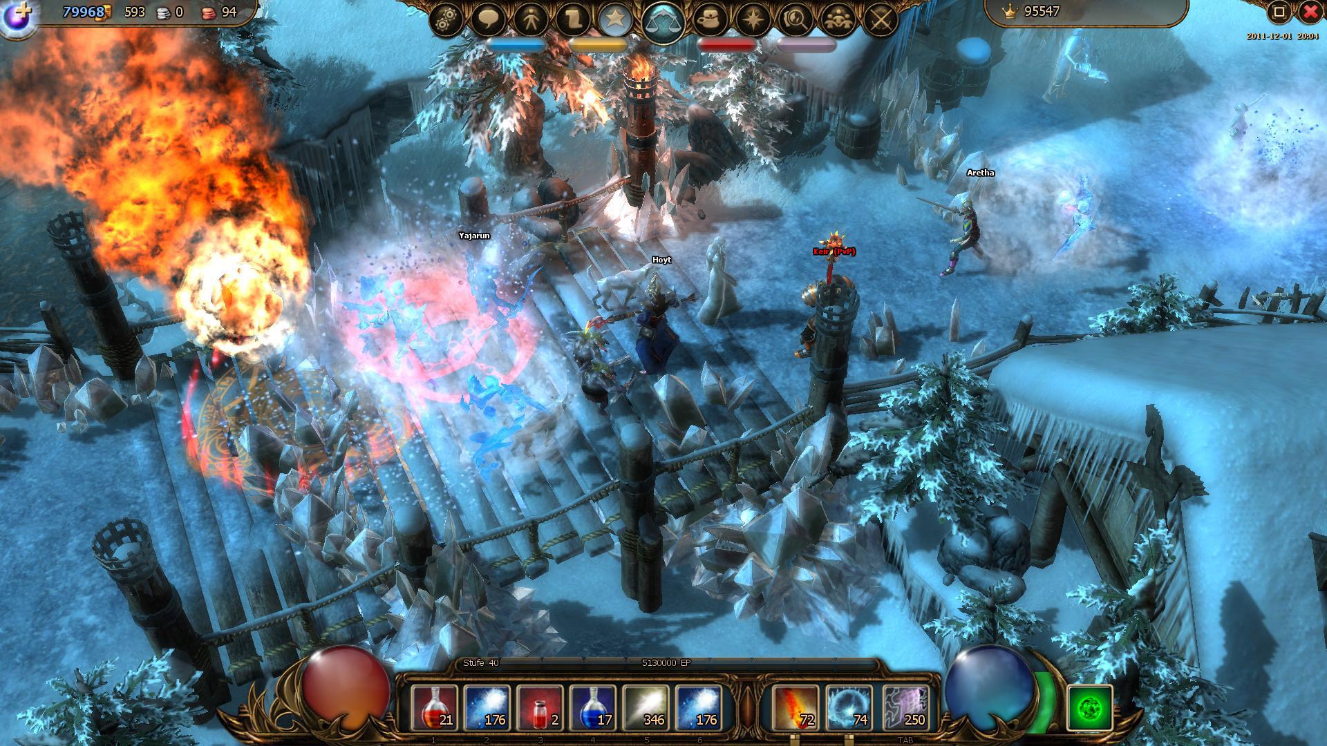 Drakensang online - Ukázka ze hry 3