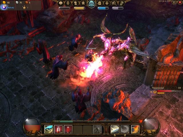 Drakensang online - Ukázka ze hry 5