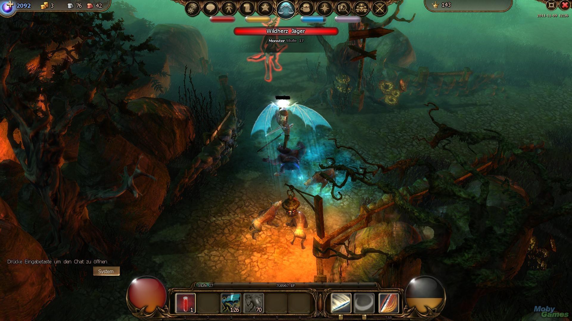 Drakensang online - Ukázka ze hry 6