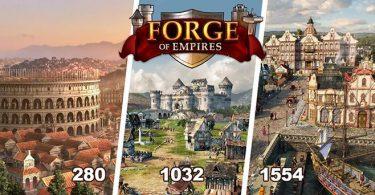 Forge of Empires – Staňte se králem své středověké říše!