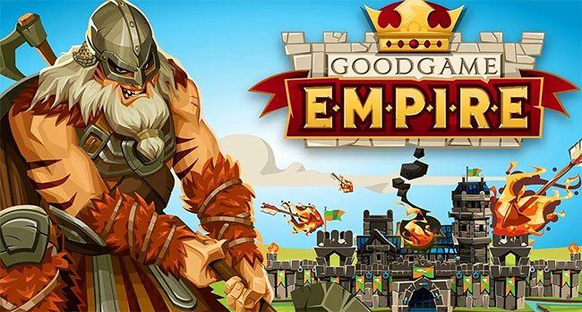 Goodgame Empire - budovatelská prohlížečová hra