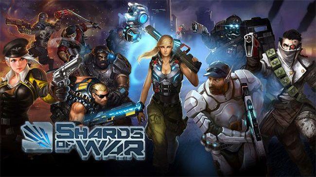 Shards of War – Nová generace MOBA akční hra