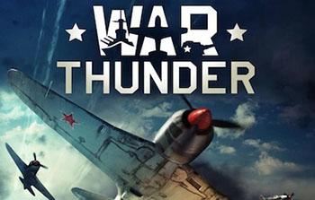 War Thunder - Bojový letecký simulátor na PC