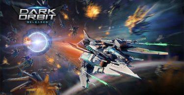 Dark Orbit - Browserová hra ve vesmírném stylu