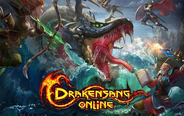 DSO Drakensang online - MMORPG hra ve stylu DIABLO