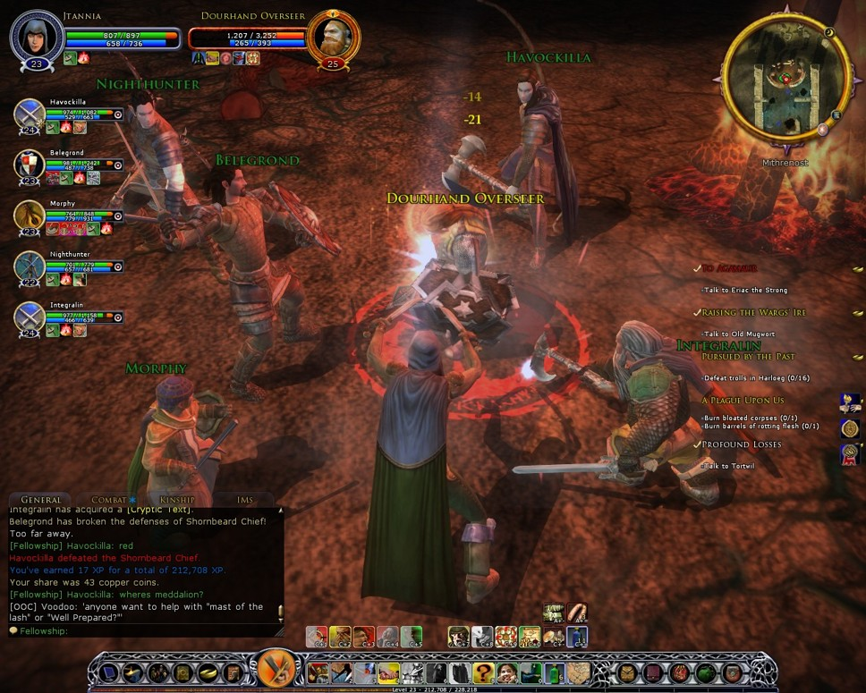 Lord of the rings online-2