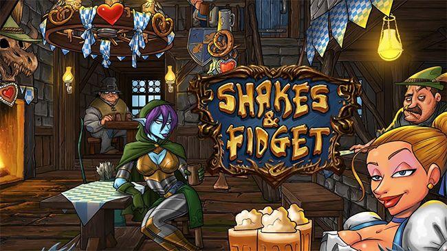 Shakes and Fidget - Nejznámější browser hra