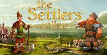 The Settlers Online - Oblíbená budovatelská hra