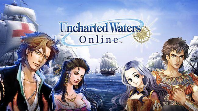 Uncharted Waters - Najdi poklad v pirátské online hře