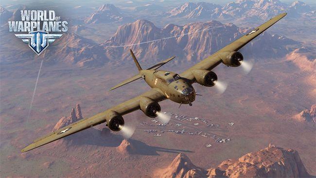 World of Warplanes - Nejlepší letecký simulátor